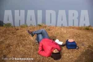 Enjoying at Ahaldara