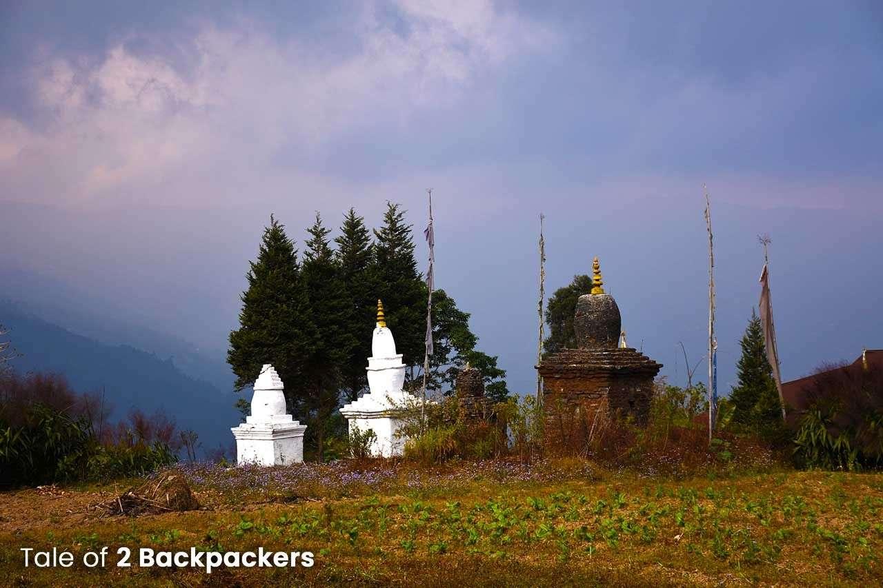 Old Monastery near Ahaldara