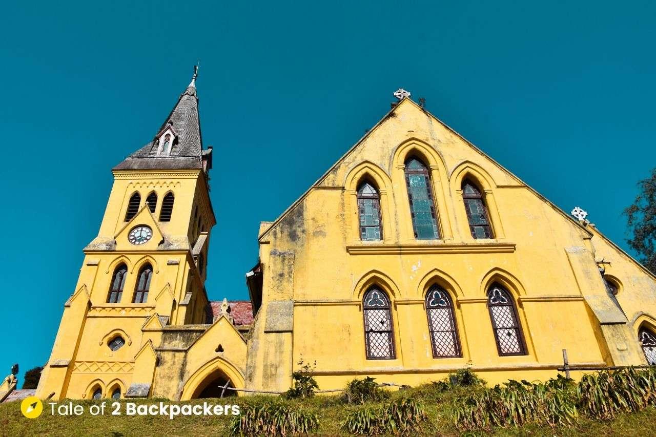 St Andrews Church Darjeeling