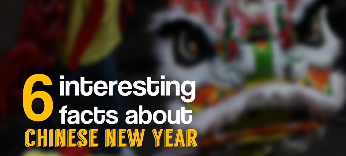 Interesting Facts about the Chinese New Year