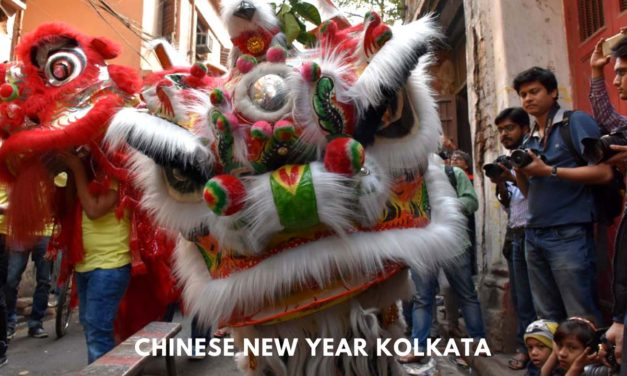 Chinese New Year Kolkata