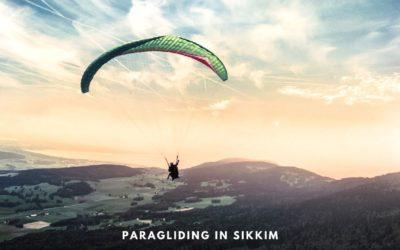 Seeking the thrill of Paragliding in Gangtok, Sikkim