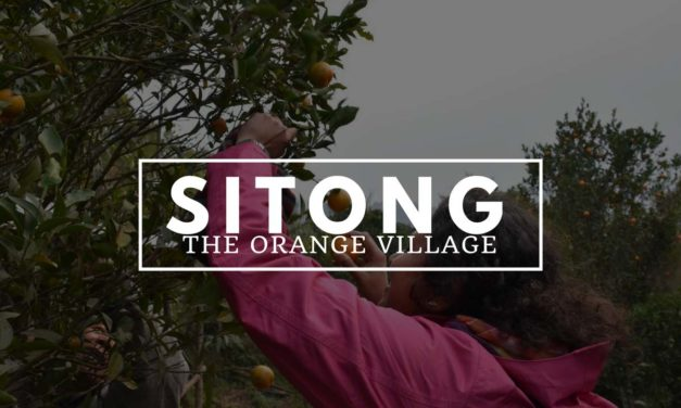 Sitong – The Orange Village