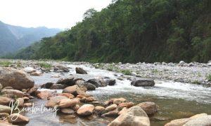 Balasun River at Bunkulung