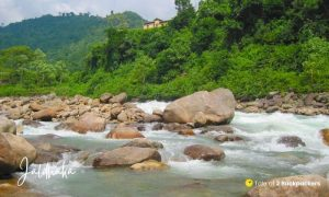 Jaldhaka River near Paren