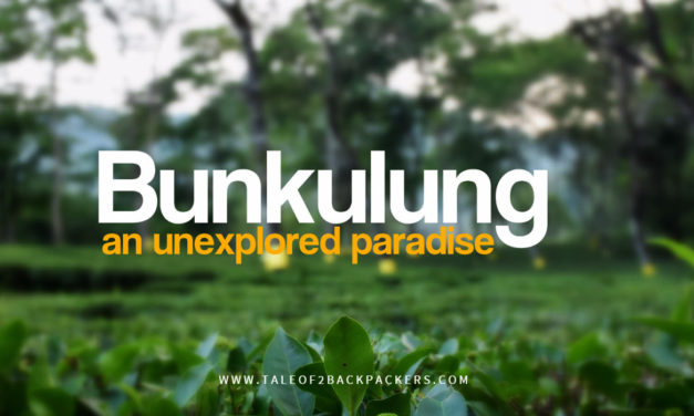 Bunkulung–an unexplored paradise