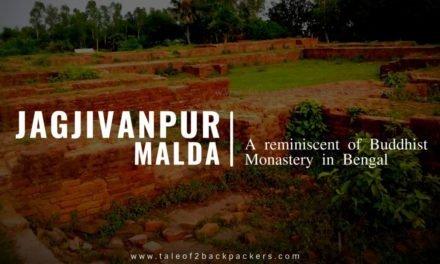 Jagjivanpur, Malda – A reminiscent of Buddhist Monastery in Bengal