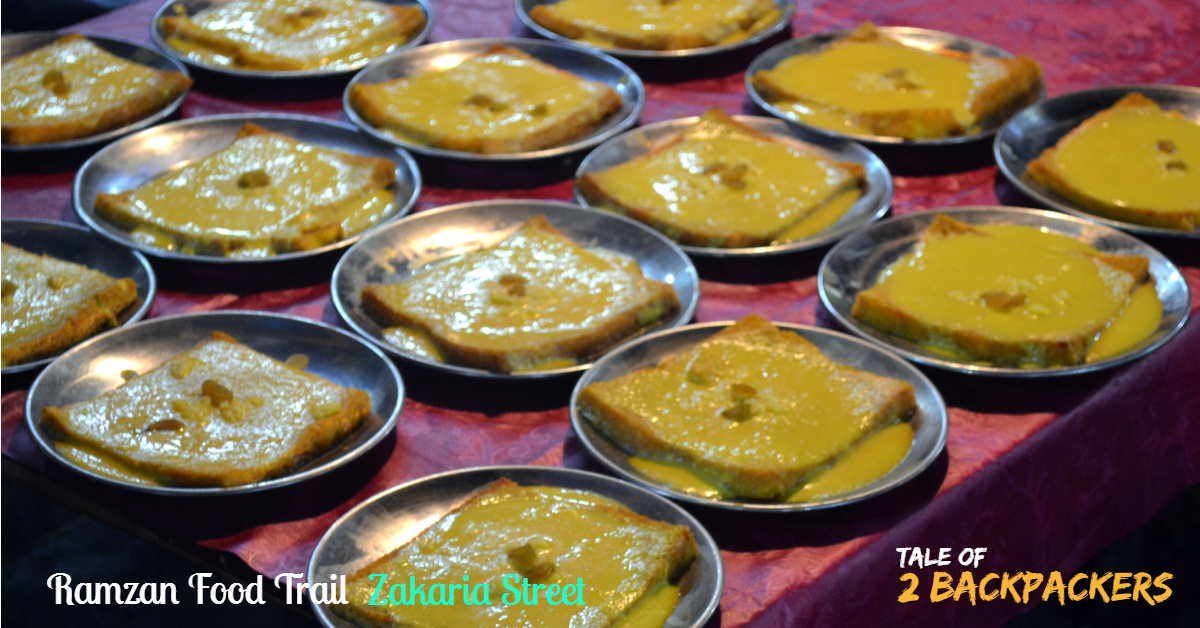 Ramzan food Walk, Kolkata