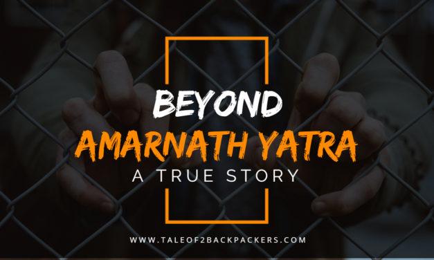 Beyond Amarnath Yatra