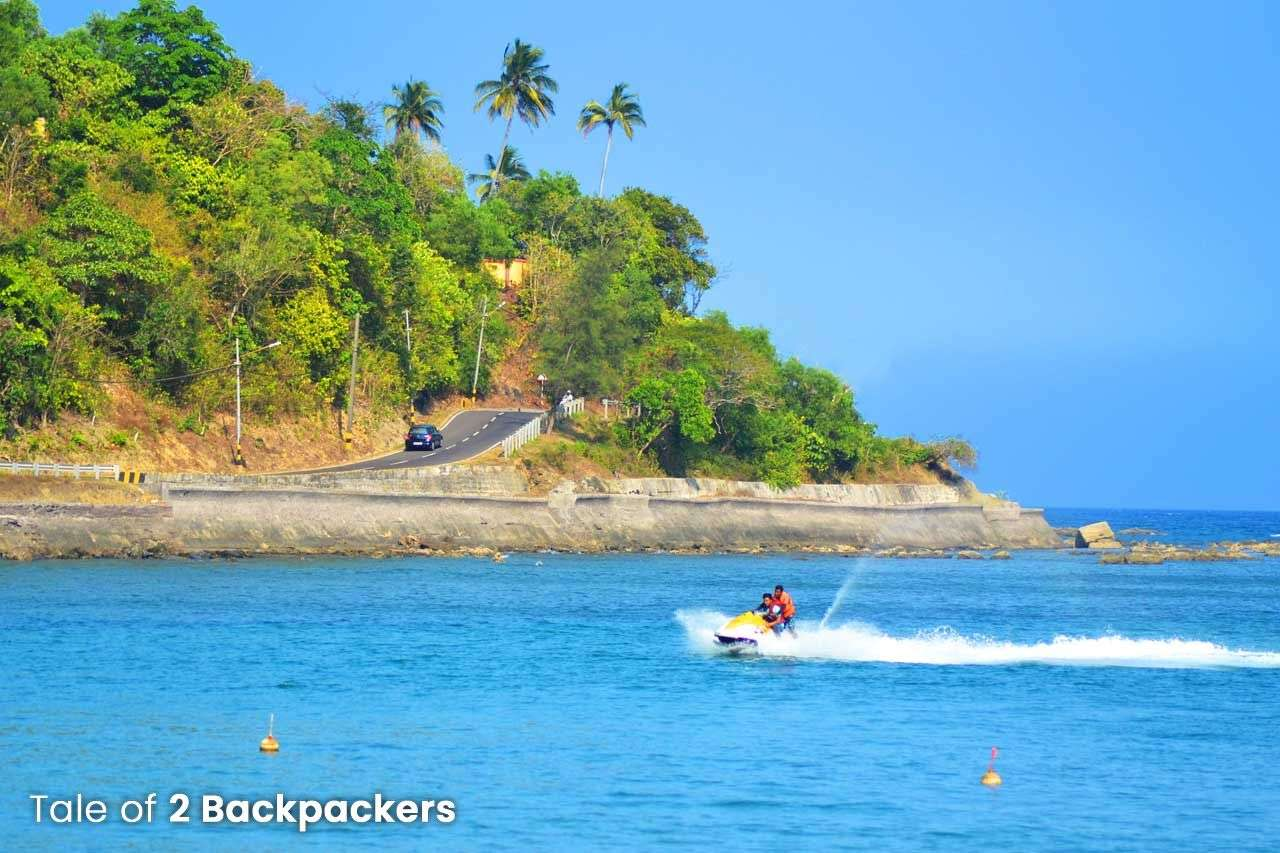 Water sports at Andaman_Things to do in Andaman