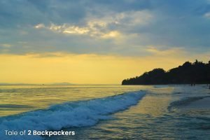 Beaches of Havelock Island - places to visit in Havelock Island