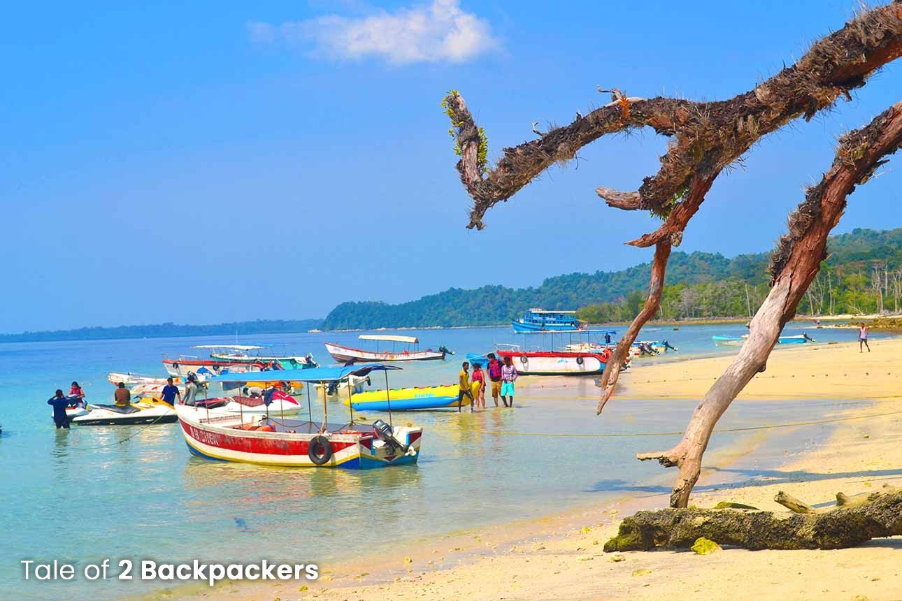 Elephanta Beach - Places to visit in Havelock Island