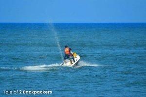 Jet Ski_Water sports at Andaman