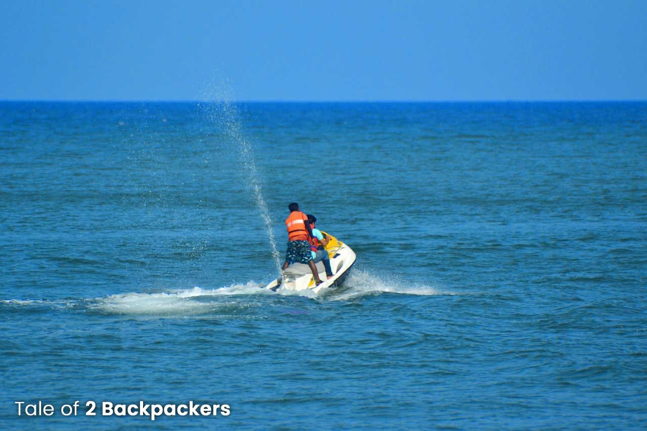 Jet Ski_Water sports at Andaman