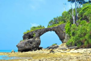 Natural Bridge_Neil Island_Shaheed Dweep