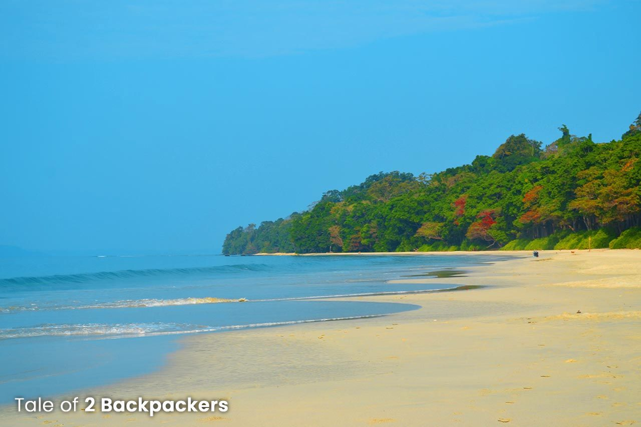 Radhanagar Beach - Places to visit in Havelock Island