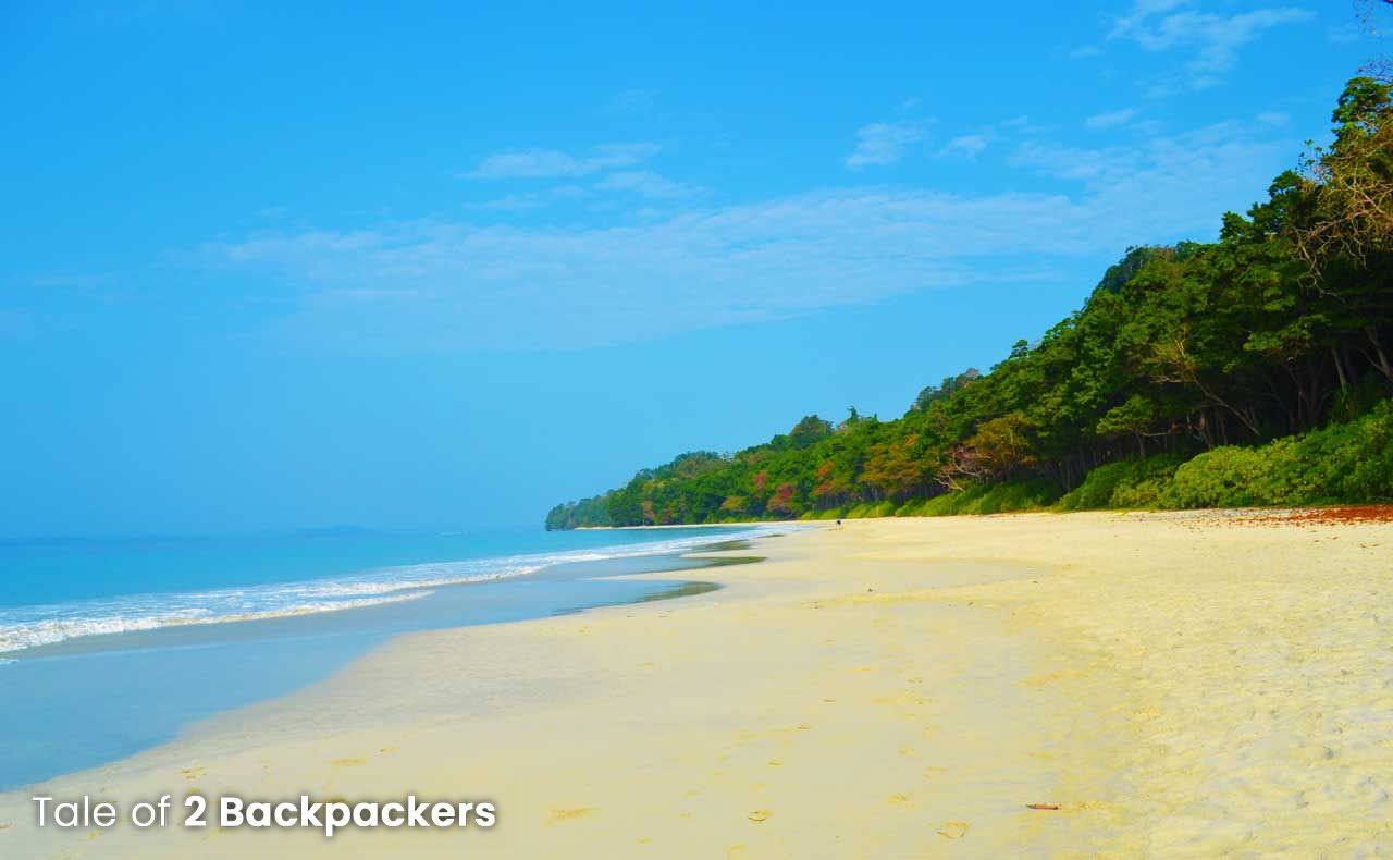 Radhanagar Beach_Havelock Island