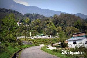 Road to dzongu