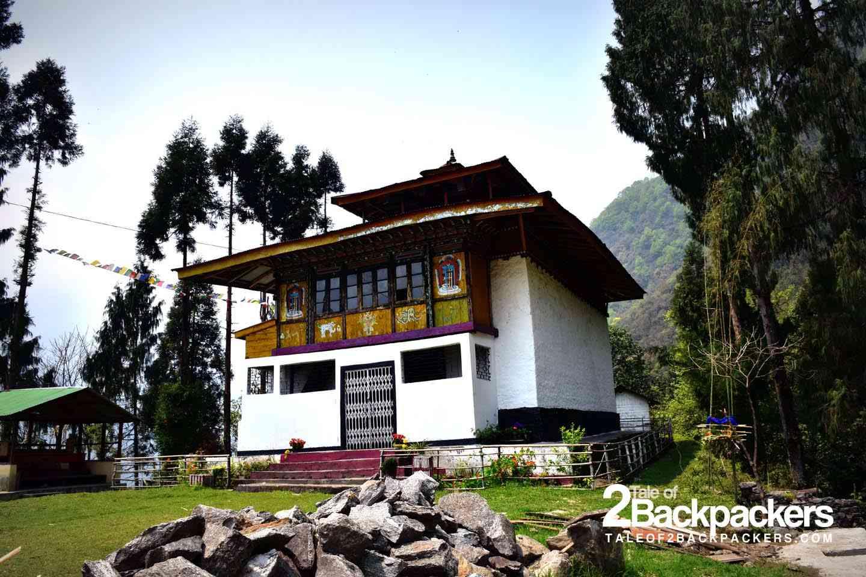 Monastery at Dzongu
