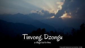 Tingvong in dzongu, North Sikkim