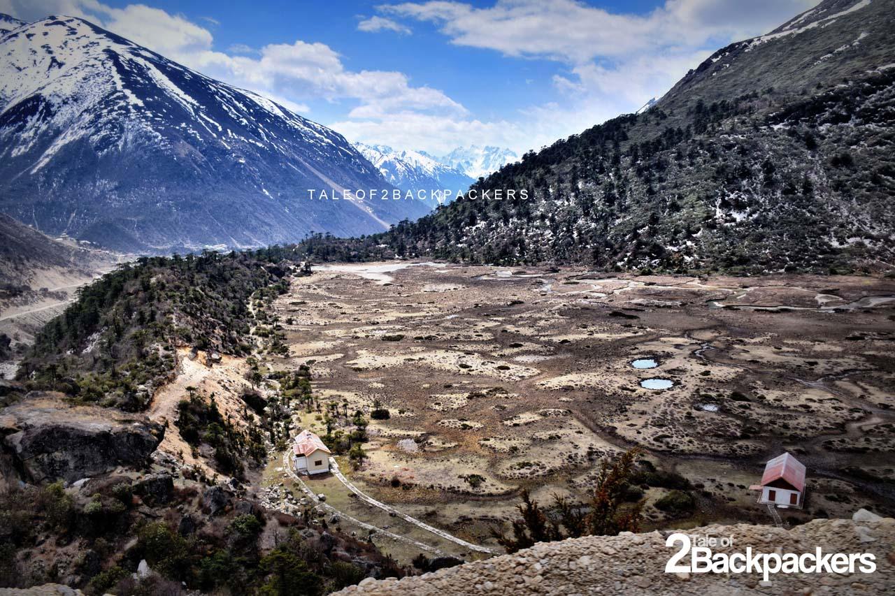 Chopta Valley, North Sikkim