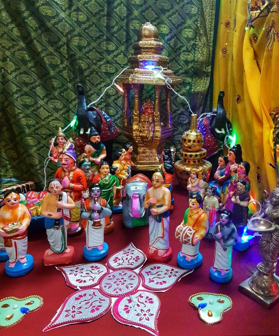 Navratri Golu in Chennai