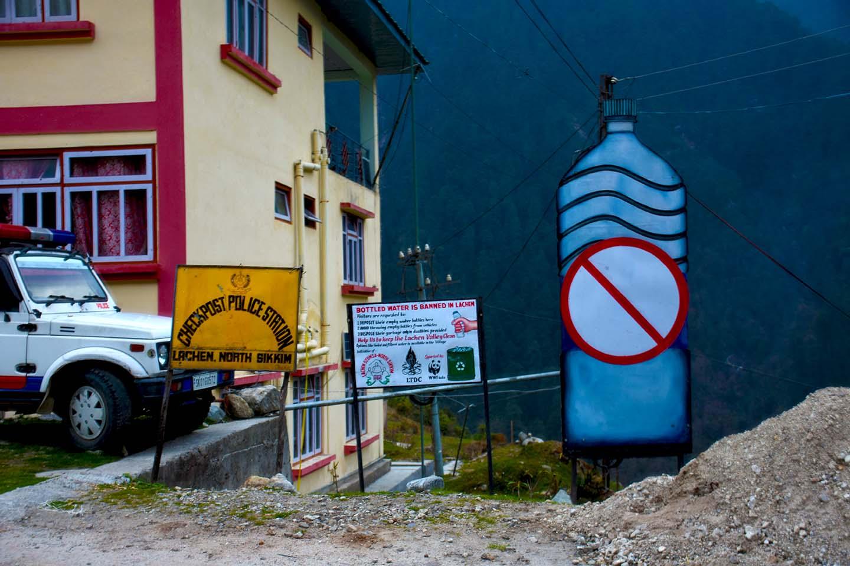 Lachen in North Sikkim