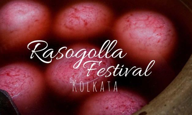 Rosogolla Festival, Kolkata – a dive into the pool of sweet delight!