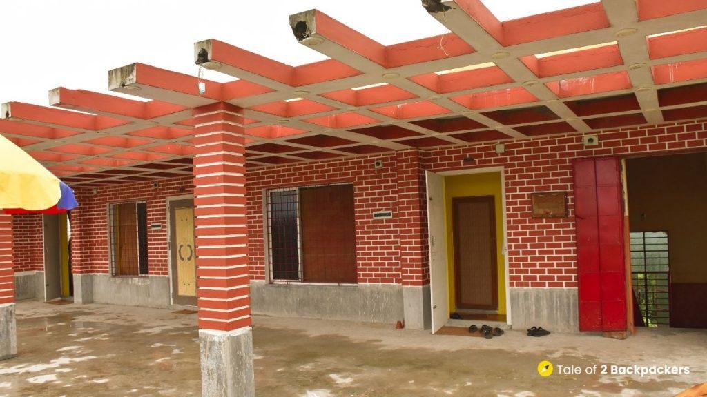 Shantiniketan Homestay terrace
