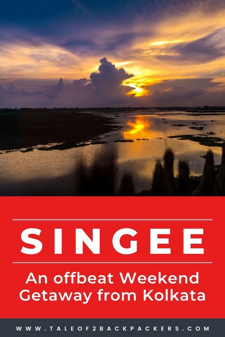 Singee - offbeat weekend getaway from Kolkata