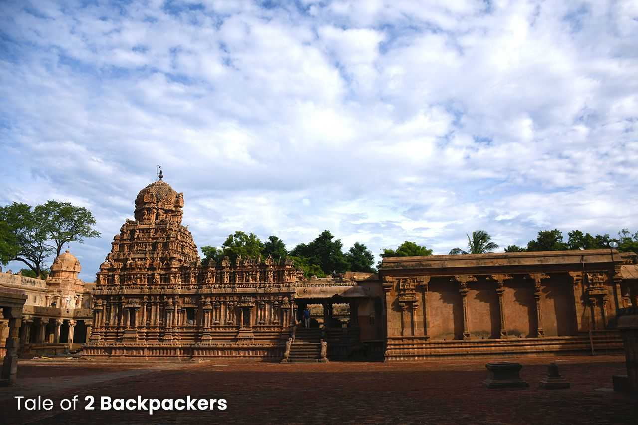Subrahmanya Shrine at Brihadeeswarar Temple Tanjore
