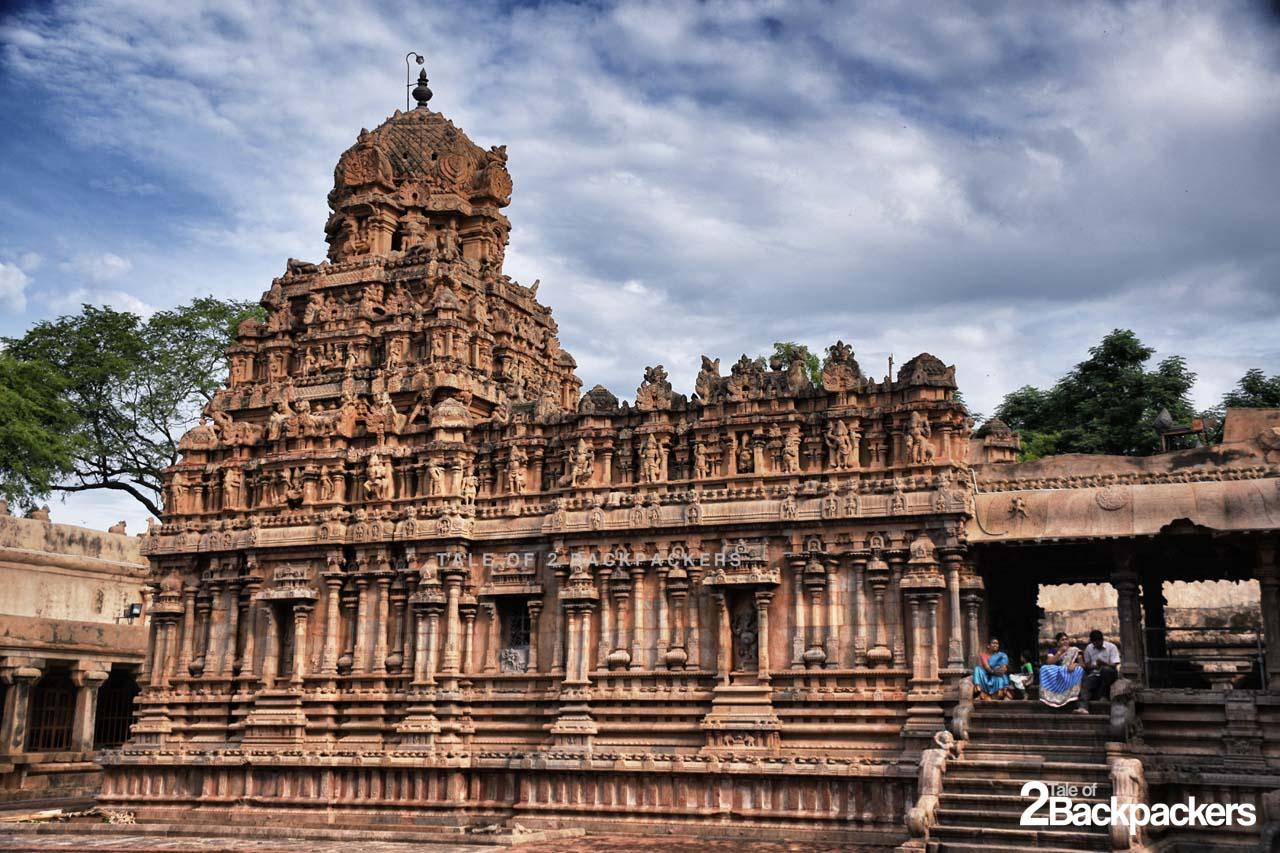 Subrahmanya Shrine at Thanjavur Big Temple