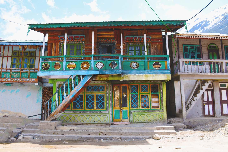 At Thangu, North Sikkim