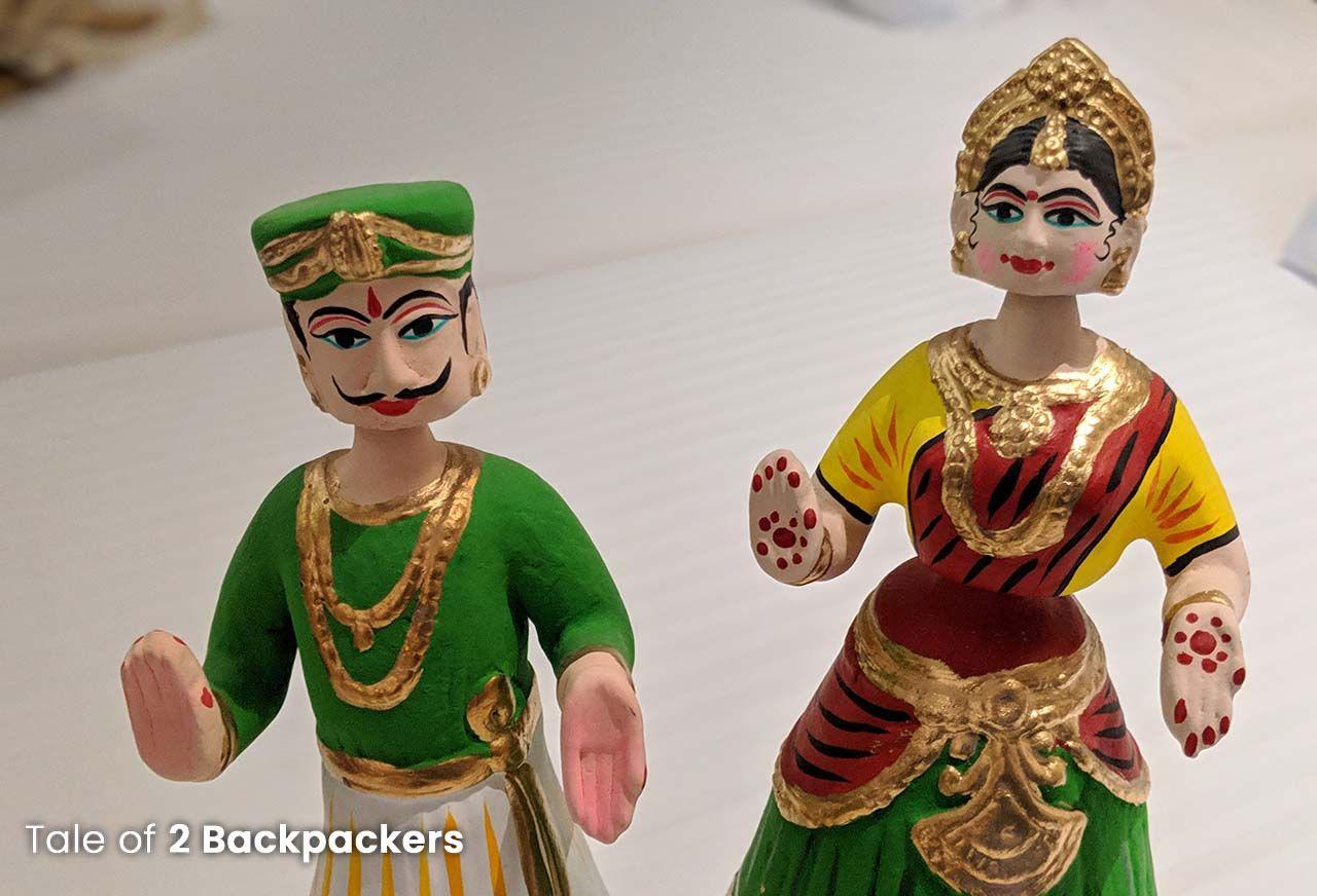Thanjavur dancing dolls