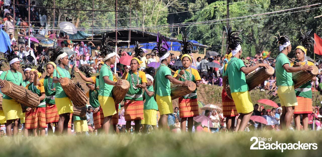 Festivals of North East India