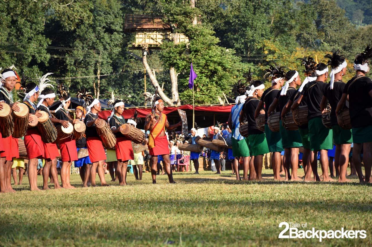 Wangala Festival Tura Meghalaya North East India