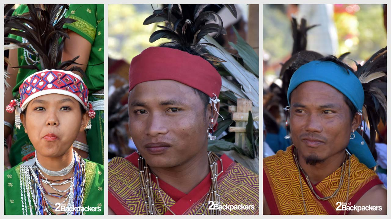 Wangala Festival Tribes of North East India