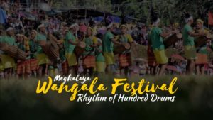 Wangala Festival Tura Meghalaya