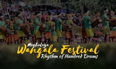 Rhythm of Hundred Drums – Wangala Festival