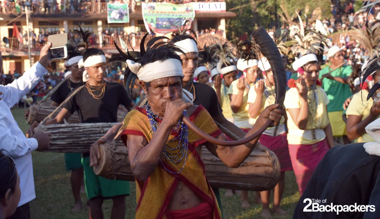 Wangala Festival Tura Meghalaya North East India