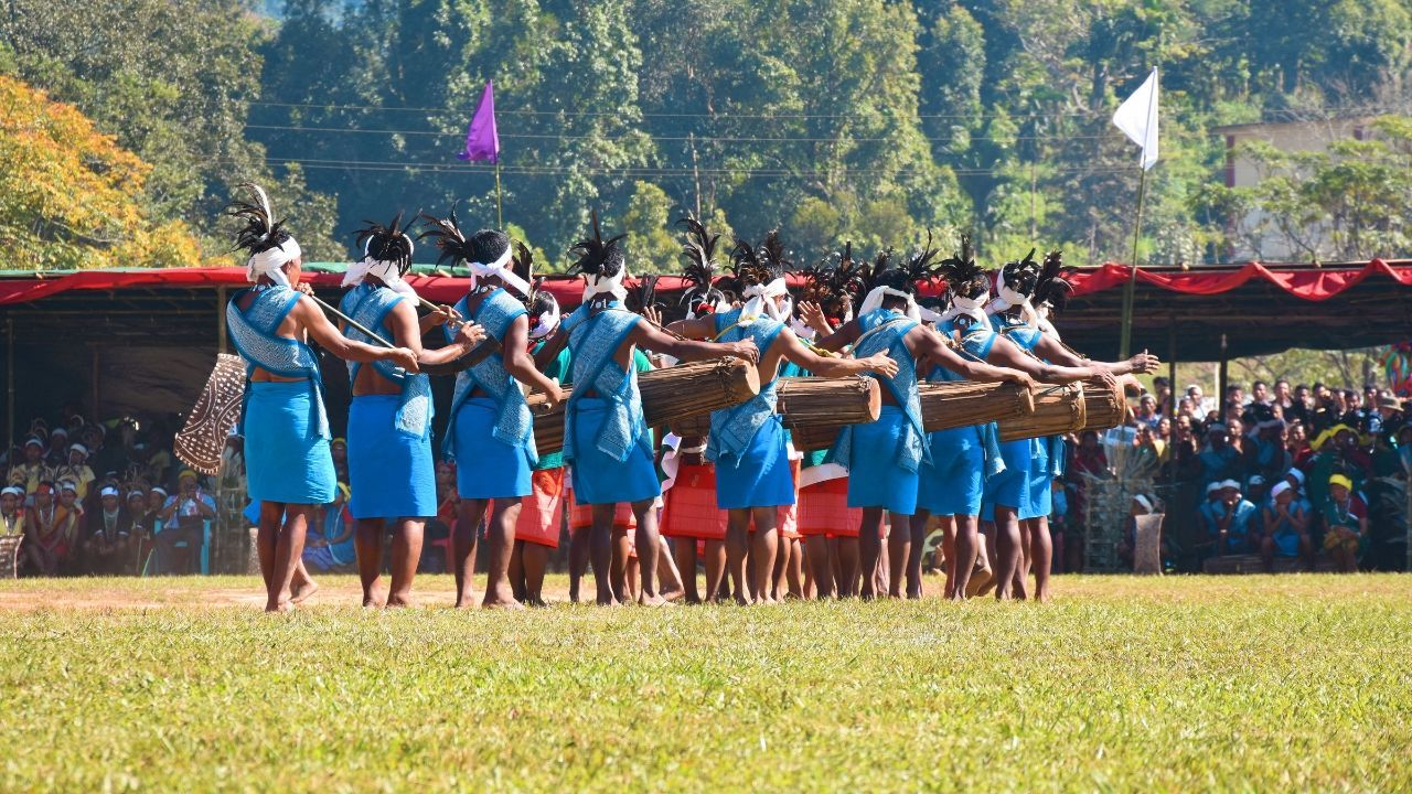 100 Drums Wangala Festival – Most Important Garo Festival in Meghalaya