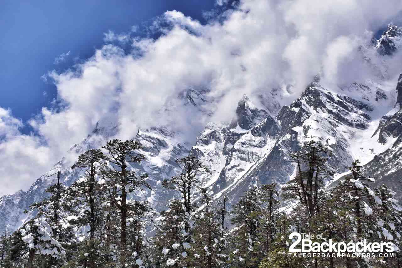 Yumthang Valley North Sikkim - Sikkim Tourism