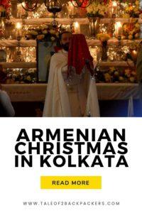 Armenian Christmas Celebration