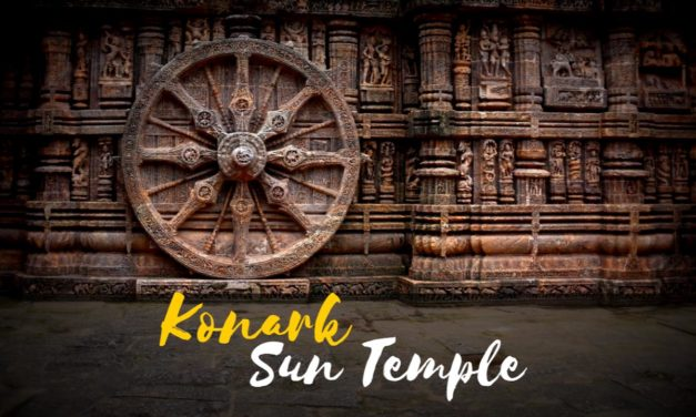Konark Sun Temple – the Poetry on stone