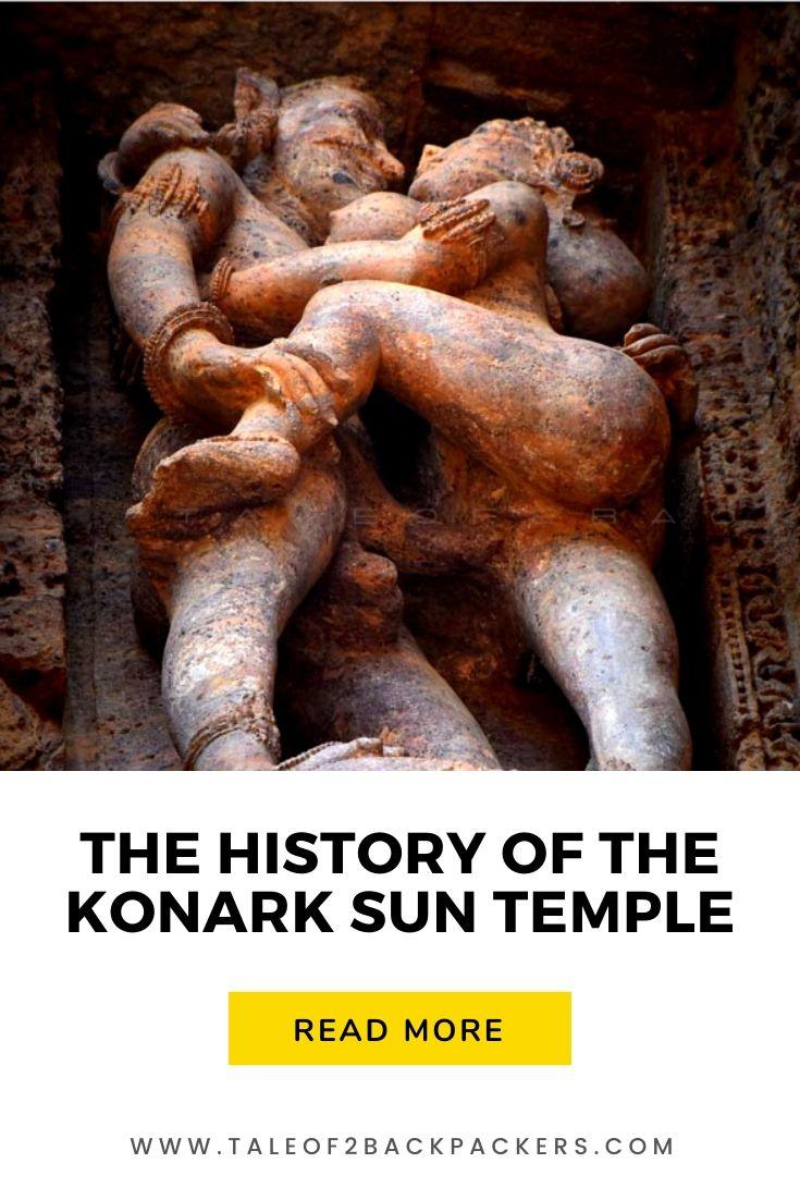 The History of The Konark Sun Temple