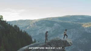 Adventure Bucket List
