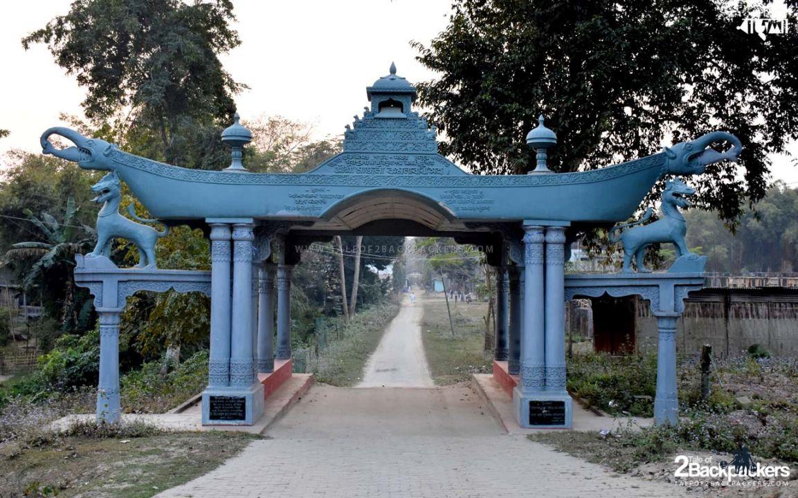 Satras of Majuli, Assam