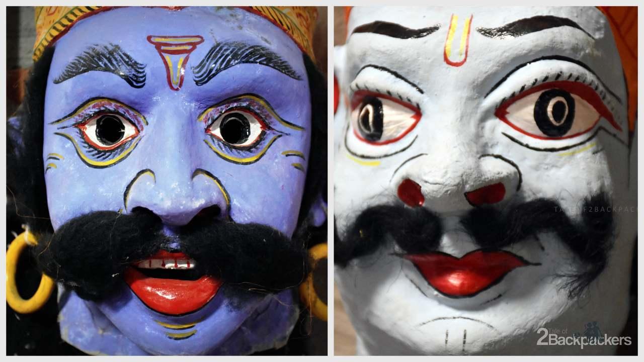 Masks of Majuli Assam, Majuli Travel Guide