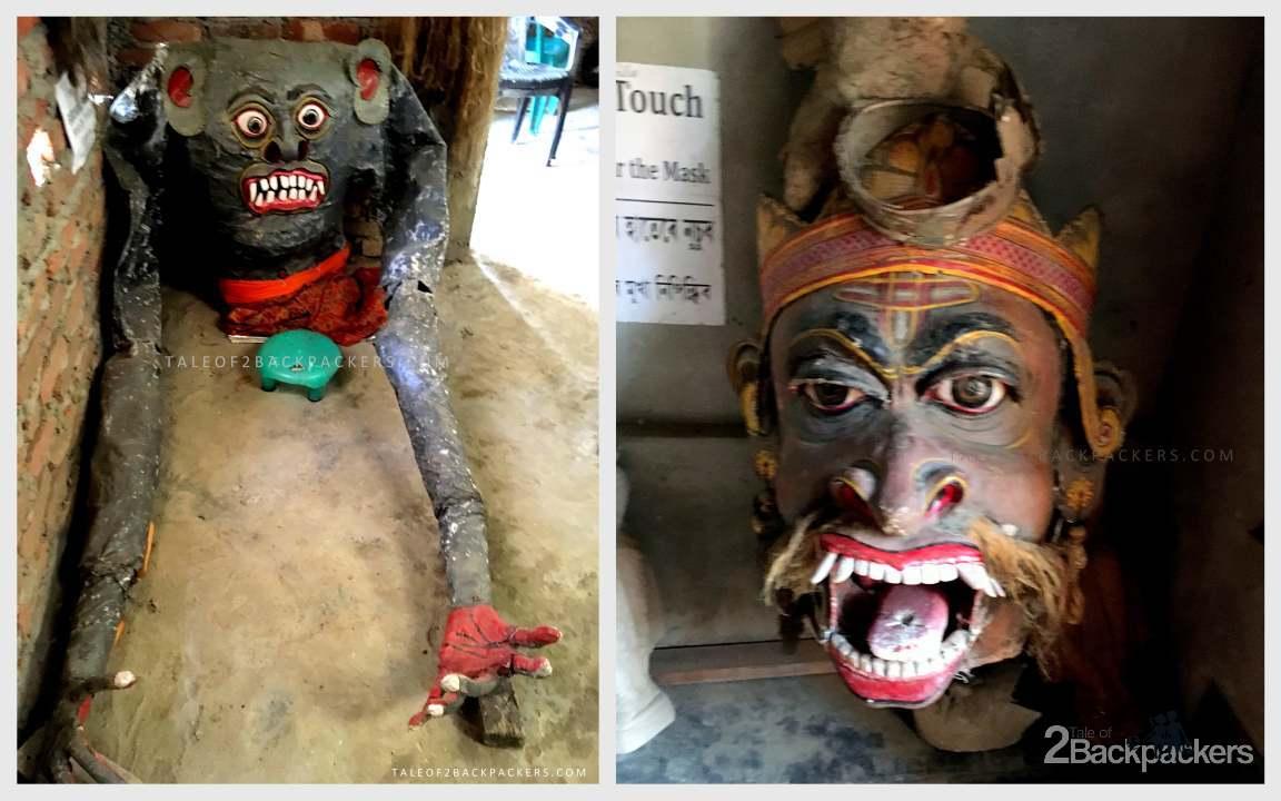 Masks of Majuli, Assam