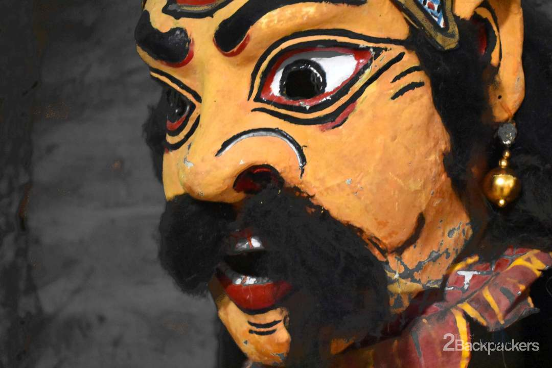 Heritage of Assam, Majuli Mask Making